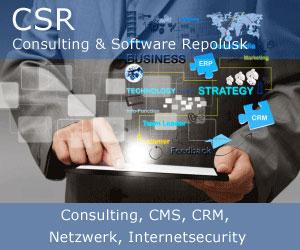 CSR-Homepage